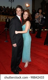 AMY DAVIDSON at the 30th Annual People's Choice Awards in Pasadena, CA. January 11, 2004  Paul Smith / Featureflash
