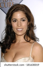 Ana Ortiz at CEDARS-SINAI 3rd Annual Road to a Cure Gala, Beverly Hilton Hotel, Los Angeles, CA, November 15, 2007