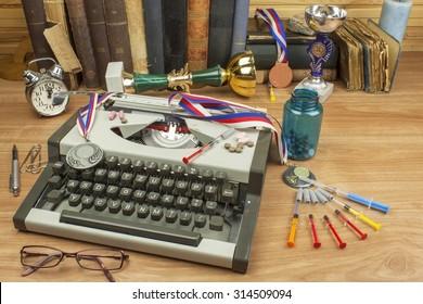 Sport Writer Images, Stock Photos & Vectors | Shutterstock
