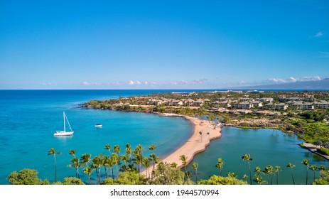Anaehoomalu (A-bay) Waikoloa Big Island Hawaii - Shutterstock ID 1944570994