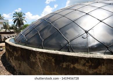 Anaerobic digester, wastewater treatment, wastewater,