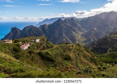 Anaga Mountain Road