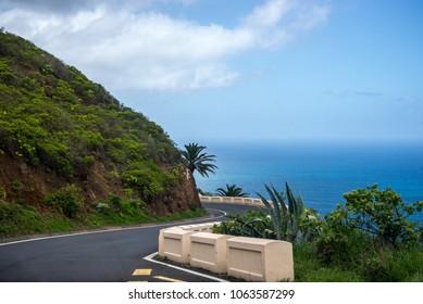Anaga Mountains, Tenerife, Canary Islands, Spain