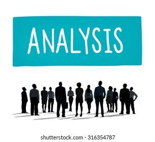 Analysis Analyze Data Information Planning Statistics Concept