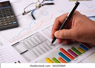 Analyzing Business Financial Report