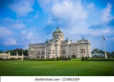 The Ananta Samakhom Throne Hall is a royal reception hall within Dusit Palace in Bangkok, Thailand. It was commissioned by King Chulalongkorn in 1908