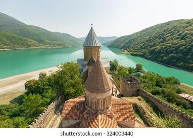 Ananuri Castle, Georgia