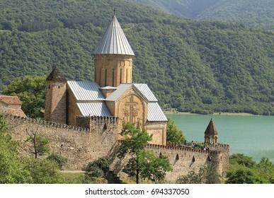 Ananuri monastry ,georgia