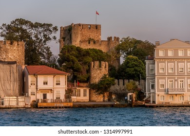 Anatolian Castle or Anatolian Fortress, Istanbul