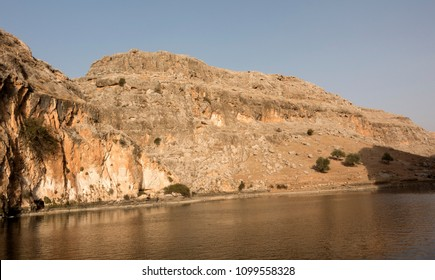Anatolian Mesopotamia and Euphrates River.