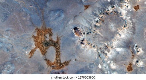 the anchor of the Titanic, tribute to Pollock, abstract photography of the deserts of Africa from the air, aerial view, abstract expressionism, contemporary photographic art, abstract naturalism,