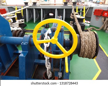 Ship Steering Wheel Icon Stock Photos, Images & Photography