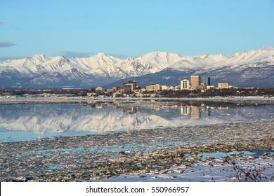 Anchorage, Alaska daytime