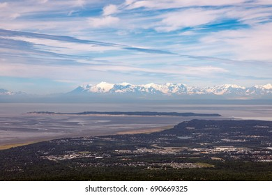 Anchorage Alaska - Fire Island