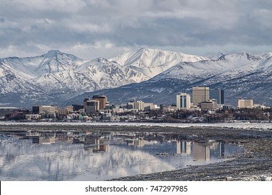 Anchorage Reflections