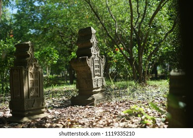 Ancient Aceh tombstone