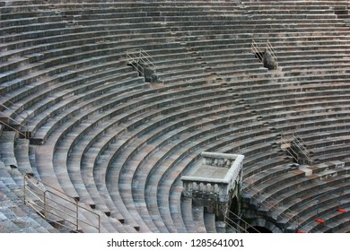 Ancient Amphitheater in Verona, Italy