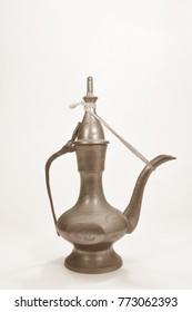 Ancient Arab-Asian object of a tea service 02
