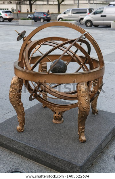 ancient-armillary-sphere-gwanghwamun-squ