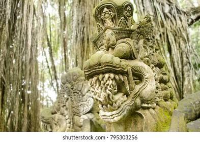 Ancient Balinese Sculpture