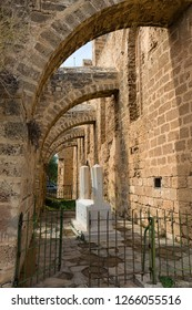 Ancient buildings in Famagusta, Northern Cyprus