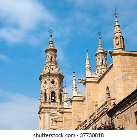 Ancient Cathedral of Logroño