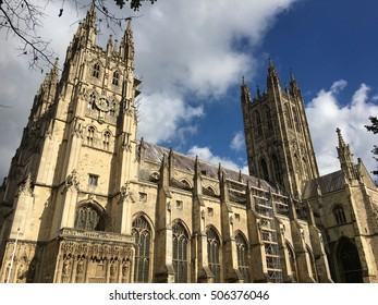 Ancient cathedral in England