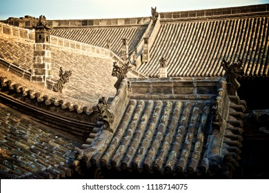 Ancient Chinese Courtyard