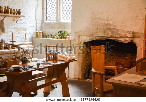 Ancient Chinese Kitchen July 21 2014 Stock Photo Edit Now