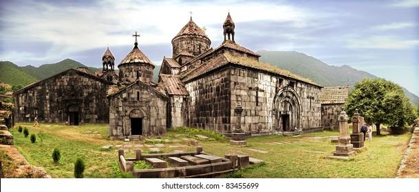 Ancient Christian Monastery / Church in Armenia - Haghpat Monastery