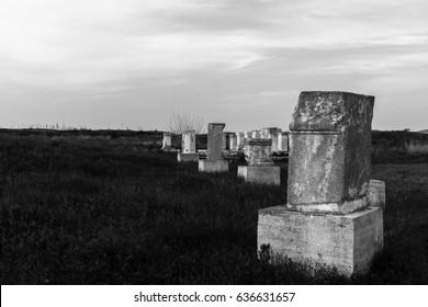 Ancient citadel ruins