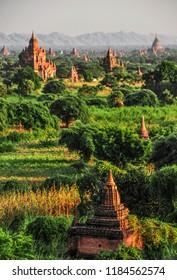 Ancient city of Bagan