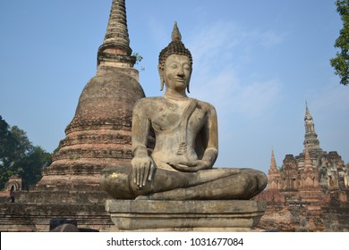 ancient city buddhism