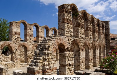 Ancient city in Bulgaria Europe