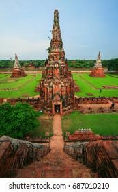 Ancient city/Temple