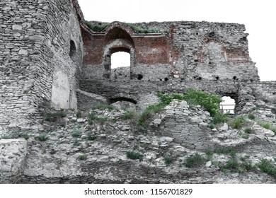 Ancient dacian citadel of Deva, Romania - Cetatea Devei