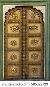 Ancient door gate