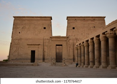 Ancient Egypt Monuments and temple