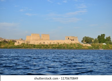 Ancient Egypt philae Temple