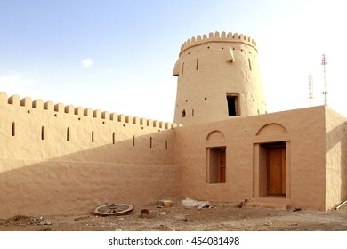 Ancient Fort in Sharjah