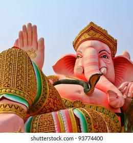 Ancient Ganesha