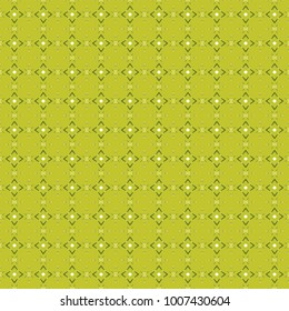 Ancient Geometric pattern in repeat. Fabric print. Seamless background, mosaic ornament, ethnic style. Design for prints on fabrics, textile, covers, paper, wallpaper, interior, patchwork, wrapping.
