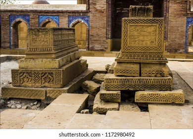 Ancient Graves in Sindh Pakistan