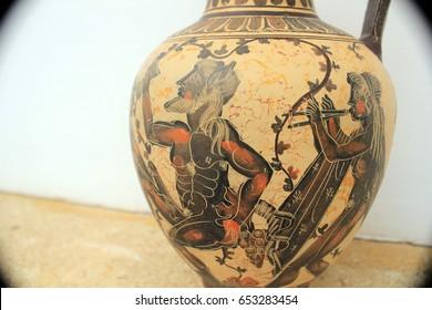 Ancient Greek amphorae