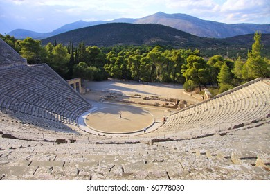 Ancient Greek Ampitheatre