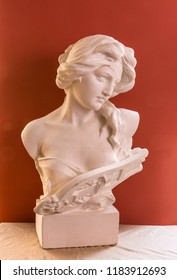 The ancient Greek sculpture dream god Morpheus