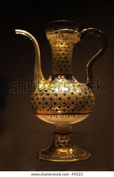 Ancient Greek Teapot