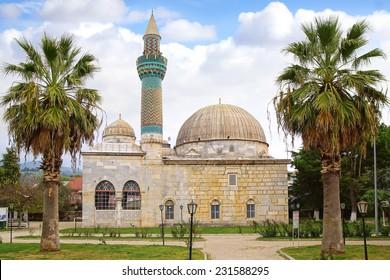 Ancient Green Mosque in Iznik (Nicaea), Turkei