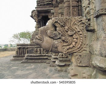 Ancient hindu sculptures