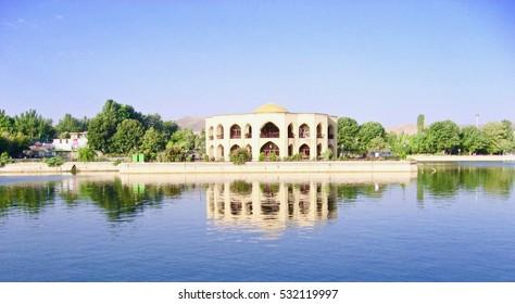 Ancient Historic Landmark in Tabriz Iran.